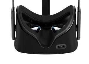 Die Oculus Rift ist eines der ersten VR-Headsets.