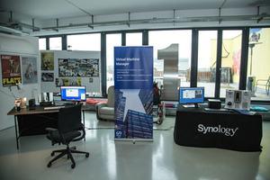 Experience Day 2017 von Seagate und Synology