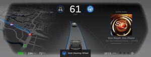 Tesla Software Update 8.0