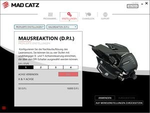 MadCatz R.A.T 8+