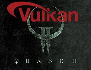 vkQuake2 - Quake 2 mit Vulkan-API