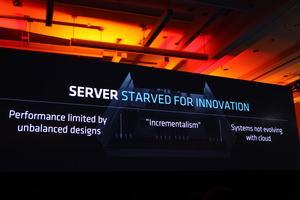 AMD RYZEN Tech Day Infinity Fabric und Naples