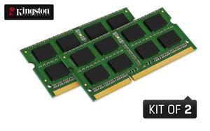 Zwie DDR3-SO-DIMMs als Kit
