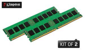 zwei DDR4-UDIMM im als Kit