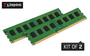 Zwei DDR3-UDIMMs als Kit