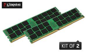 zwei DDR4-UDIMM im als Kit mit mehr Speicherchips
