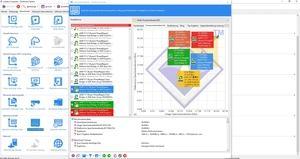 SiSoft Sandra: Speicher-Bandbreite mit DDR4-3200 (CL17-19-19-38)