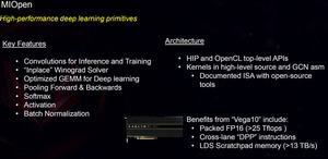 Präsentation von AMD zur Vega-Architektur auf der Hot Chips 2017