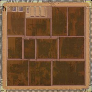 Dieshot des ST Kyro II von STMicroelectronics