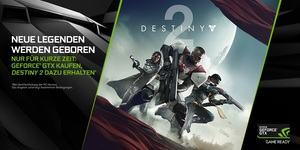 NVIDIA GeForce-Bundle mit Destiny 2