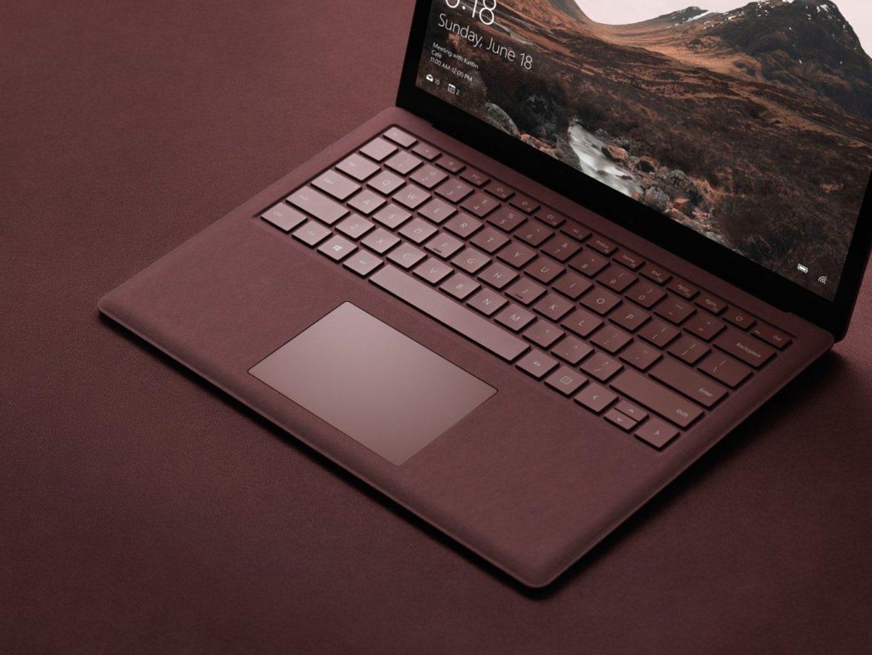 Microsoft Surface Laptop