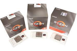 AMD Ryzen 7 3800XT und Ryzen 5 3600XT im Test