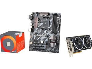AMD Combat Crate mit Ryzen 5 1600