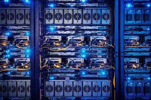 Facebooks neues Rechenzentrum in Luleå.