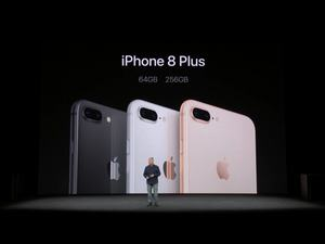 Apple iPhone 8 und iPhone 8 Plus