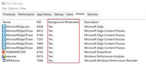 Microsoft Windows 10 Redstone 3 Power Throttling