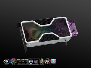 Bitspower Mobius VGA Water Block for GeForce RTX 3080 Founders Edition