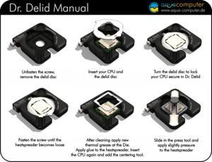 Aqua Computer Dr. Delid