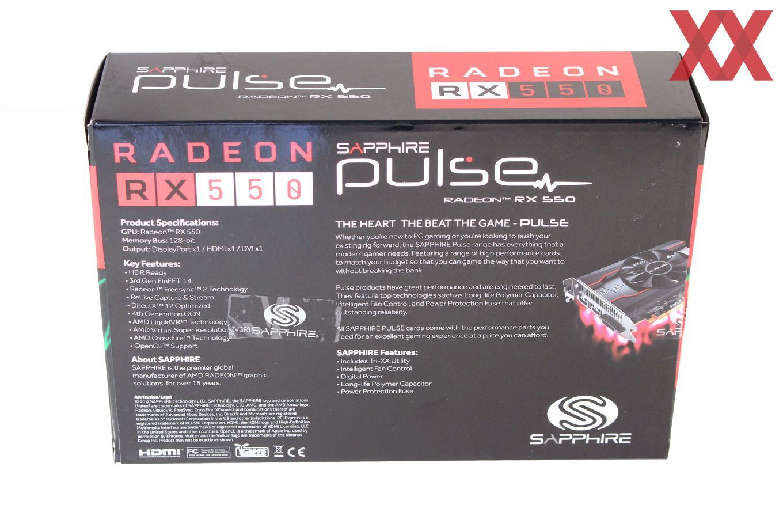 3D-Power teilweise für unter 90 Euro: Drei Modelle der Radeon RX 550