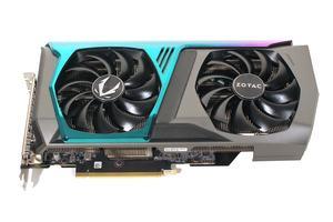 ZOTAC Gaming GeForce RTX 3070 AMP Holo im Test