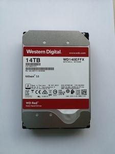 WD Red 14 TB WD140EFFX