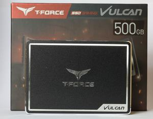 Review TeamGroup T-Force Vulcan SSD