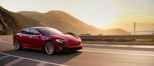 Das Tesla Model S ist weiterhin gefragt