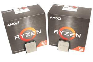 AMD Ryzen 9 5900X und Ryzen 5 5600X im Test