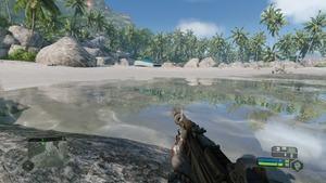 Crysis Remastered - RT Hoch