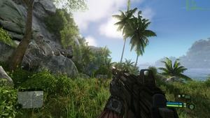 Crysis Remastered - Sehr hoch