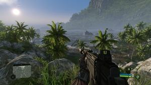 Crysis Remastered - Hoch