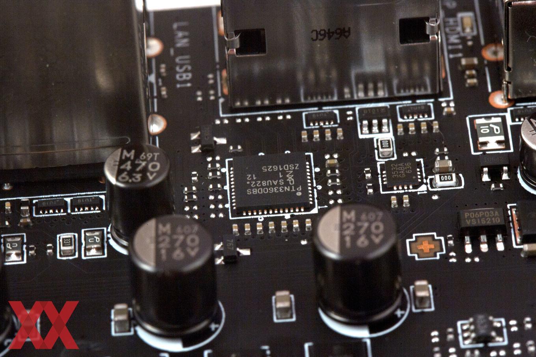 Der TMDS-Level-Shifter ist auch im Jahr 2017 ein wichtiger Chip.