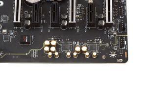Dank neuem Audio-Boost-4-Pro-Feature geben zwei ALC1220-Codecs den Ton an.