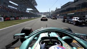 F1 2021 - Hoch