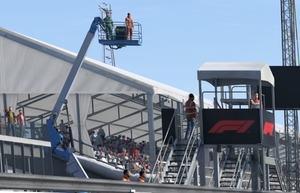 F1 2021 - DLSS An