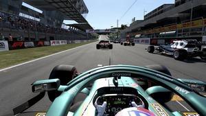 F1 2021 - Ultraniedrig
