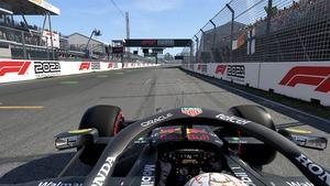 F1 2021 - FidelityFX Upscaling