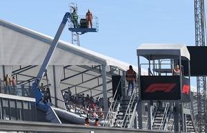 F1 2021 - DLSS Aus