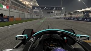 F1 2021 - Raytracing An