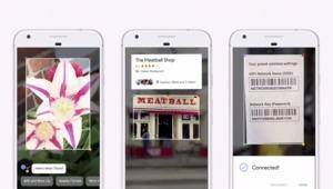 Google Lens soll von der Kamera erfasste Objekte automatisch erkennen und passende Zusatzinformationen anzeigen