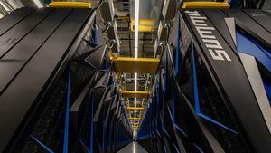 Summit am Oak Ridge National Laboratory