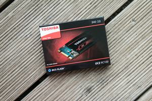 Toshiba bietet die OCZ RC100 mit 120, 240 und 480 GB an
