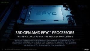 AMD EPYC Momentum