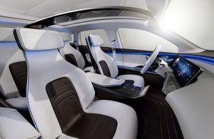 Mercedes-Benz Generation EQ (©: Mercedes Benz)