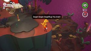 Screenshots zu Super Mario Odyssey