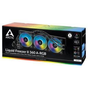 Liquid Freezer II 360 in zwei LED-Varianten
