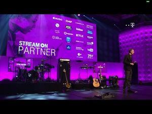 Deutsche Telekom: StreamOn Präsentation