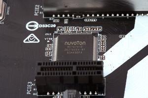 Ein SuperI/O-Chip ist stets ein wichtiger Bestandteil.