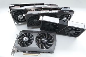 Modelle der GeForce RTX 3070