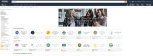 Der neue Alexa Skill Store folgt dem typischen Amazon-Design